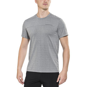 Peak Performance Bailey Shortsleeve Men Grey melange